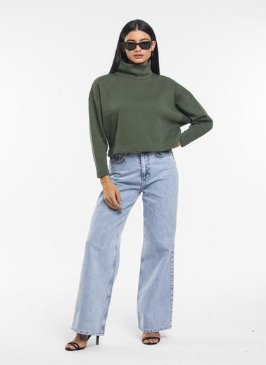 Take7 Sweatshirt Haki